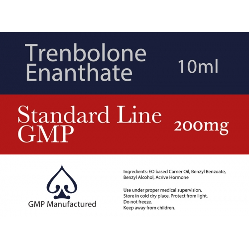 Trenbolone Enanthate GMP Standard Line 200mg 10ml