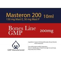 Masteron Enanthate Blend GMP Bones Line 200mg 10ml