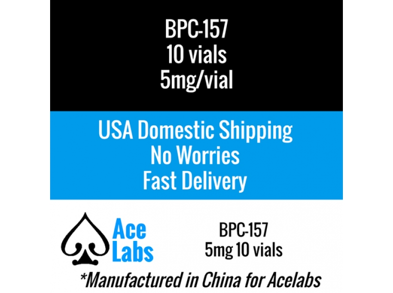 BPC-157 5mg 10 Vials
