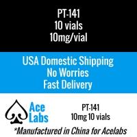 PT-141 10mg 10 Vials