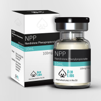 NPP (Nandrolone Phenylpropionate) UK 10ml Vial 100mg