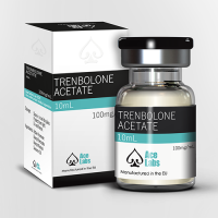 Trenbolone Acetate UK Vial 100mg