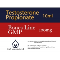 Test Propionate GMP Bones Line 100mg 10ml