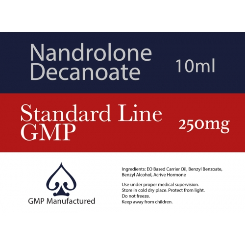 Nandrolone Decanoate GMP Standard Line 250mg 10ml