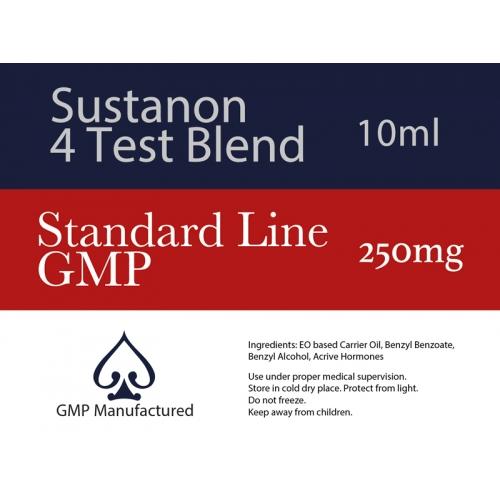 Sustanon GMP Standard Line 250mg 10ml