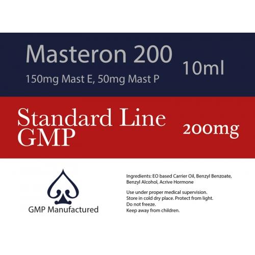 Masteron Enanthate Blend GMP Standard Line 200mg 10ml