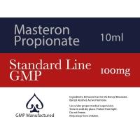 Masteron Propionate GMP Standard Line 100mg 10ml