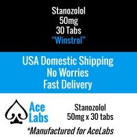 Stanozolol (Winstrol) 50mg 30 Tabs