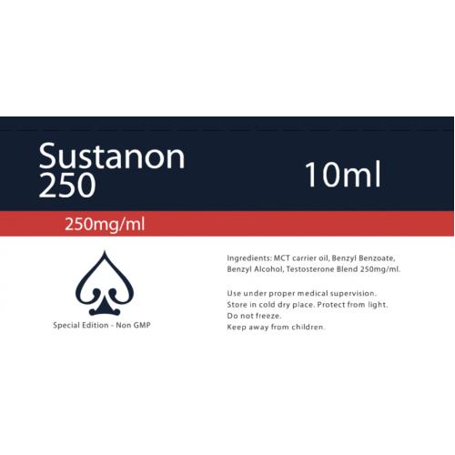 Sustanon Special Edition Non GMP 250mg 10ml