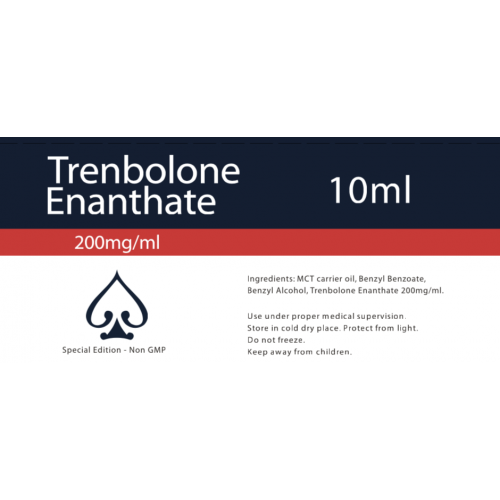 Trenbolone Enanthate Special Edition Non GMP 200mg 10ml