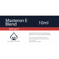 Masteron Enanthate Blend Special Edition Non GMP 200mg 10ml