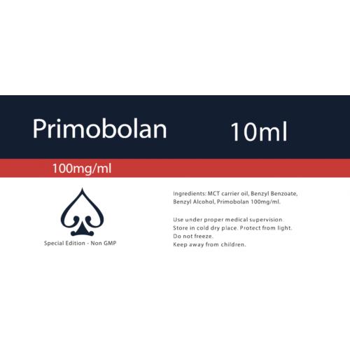 Primobolan Special Edition Non GMP 100mg 10ml