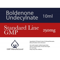 Boldenone Undecylenate EQ GMP Standard Line 250mg 10ml