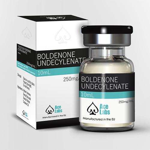Boldenone Undecylenate EQ by AceLabs 1 x 10ml Vial 250mg per ml