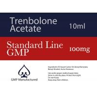 Trenbolone Acetate GMP Standard Line 100mg 10ml