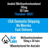 Anabol by AceLabs 50mg x 30 Tabs