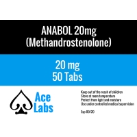 Anabol by AceLabs 20 mg x 50 Tabs