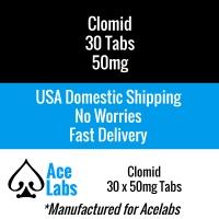 Clomid 50mg x 30 Tabs