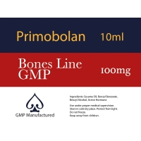 Primobolan GMP Bones Line 100mg 10ml